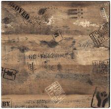 Werzalit Tischplatte 70x70 cm Ex Works wetterfest Ersatztischplatte Bistro 122