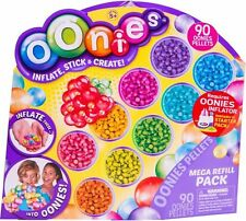 Oonies Pellets Mega Refill Pack 90 Mini Balloons Inflator Required