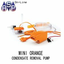 ASPEN MINI ORANGE CONDENSATE PUMP 8M UP 7KW/HR TO REMOVE WATER FROM AIR CON