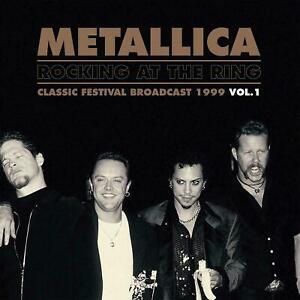 METALLICA Rocking At The Ring vol1 Live Nurburgring 1999 master puppet SEALED LP