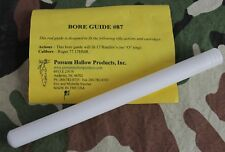 Bore Guide #87 Possum Hollow USA for Ruger 77/17 in .17 HMR NEW