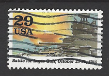 Sc# 2838i  29c 1944:Road to Victory ~ Battle of Leyte Gulf - (A-3)