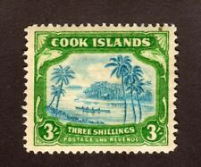 COOK ISLAND  #114  WMK: 61  MINT NH  (1601017)