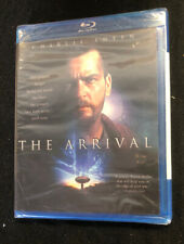 The Arrival Charlie Sheen Blu Ray New Sealed