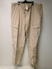 3XL / LONG MILITARY TACTICAL PANTS PROTECTIVE UNIFORM READYONE SPEC OPS BDU TAN