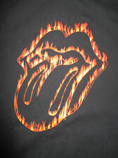 "THE ROLLING STONES ""TONGUE on FIRE"" (LG) T-Shirt"