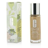 Clinique Beyond Perfecting Foundation & Concealer - # 02 Alabaster (VF-N) 30ml