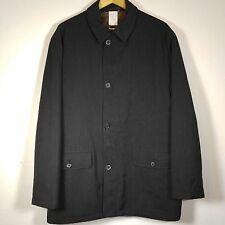 Enrico Mandelli Loro Piana Storm system men jacket blazer 100% Wool Cashmere 2XL