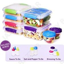 Sistema Plastic Food Containers, Utensils & Sets
