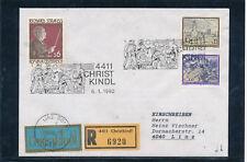Christkindl-Reco-Brief 6.1.1992, LZ Linz an der Donau  (F14)