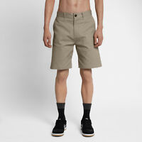 b26abde3550d1 NEW Nike SB Flex Everett Khaki Shorts Dri-Fit Men's 886102 235 Size ...