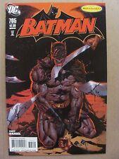 Batman #705 DC Comics Tony Daniel 9.6 Near Mint+