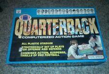 Vintage 1970 NFL Quarterback Computerized Football Action Game Transogram