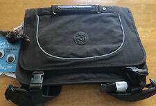 Gorgeous BNWT Kipling School Poona S Backpack Bag Expresso Brown