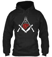The Masonic Chef Gildan Hoodie Sweatshirt