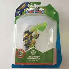 LEGENDARY BUSHWHACK Skylanders Trap Team BRAND NEW