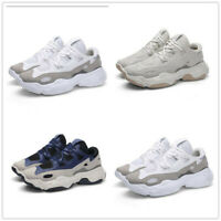 Men's Athletic Sneakers Running Casual Walking Shoes Fitness Sports Trainers