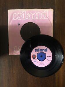"Jethro Tull - Love Story - 7"" Single - 1968 First Press EX"
