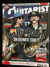 Guitarist & Bass n°293: Motörhead/ les 35 ans de Vigier/ Last Train/ Freddy Koel