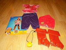 Toddler Size 2T Disney Jake and the Never Land Pirates Izzy Pirate Costume New