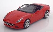 1:18 Bburago Ferrari New California T open 2014 red