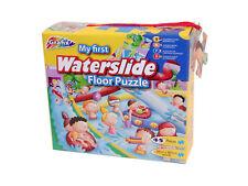 Waterslide Floor Jigsaw Puzzle - Size 58x38.5cms