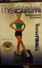 The Firm - Supercharged Sculpting (DVD, 2005)