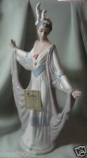 """NADAL PORCELAIN MADE IN SPAIN """"SOPHISTICATED LADY"""" N142647E MINT & REDUCED"""