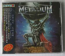 Metalium-Hero Nation + 1 bonus Giappone CD NUOVO! micp - 10287