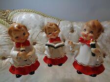 Josef Originals Christmas Choir Boy figurine Set (3)