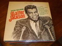 Walter Jackson LP Speak Her Name STEREO