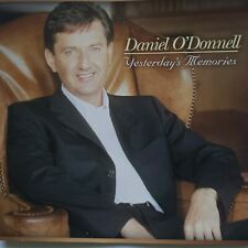 Daniel O'Donnell : Yesterday's Memories : See photos for track list