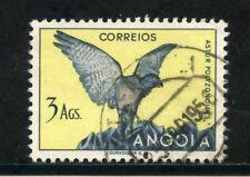 1951 - ANGOLA - 3 Ag. UCCELLI - USATO - LOTTO/29011