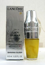 LANCOME Juicy Shaker PIGMENTI INFUSI BI-PHASE LIP OLIO BANANA Sleep 411 NUOVO CON SCATOLA