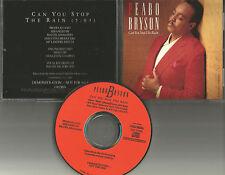 PEABO BRYSON Can you stop the Rain 1991 USA PROMO Radio DJ CD Single MINT