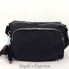 KIPLING RETH Shoulder Crossbody Bag Black