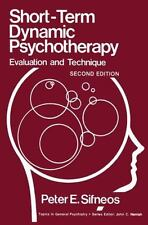 Short-Term Dynamic Psychotherapy: Evaluation and Technique (Topics in General Ps
