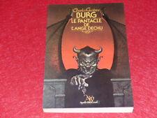 [BIBLIOTHEQUE H. & P.-J. OSWALD]  NEO # 36 BURG / PANTACLE ANGE SF FANTASTIQUE
