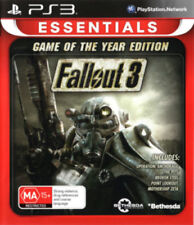 Fallout 3 GOTY Edition PS3 Games Sony PAL New Playstation 3