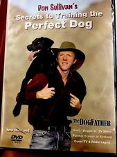 Don Sullivan's Secrets to Training the Perfect Dog 2 DVD Set DogFather