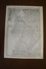 1923 Original Map of Brooklyn, NYC--from a P.F. Collier Atlas