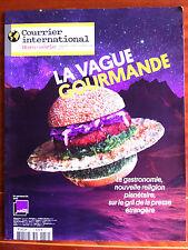 Courrier international Hors Série n°50 h du 09/2014; Gastronomie religion planét