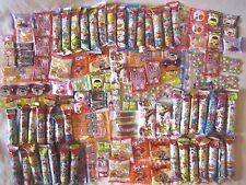 FINAL OFFER* SNACK JUNKIE'S HEAVEN 150pcs Japanese Snacks (c)JP Dagashi