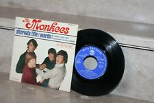 Ep the monkees - alternate title : words (RCA Victor, 1967)