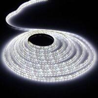 12V 5M SMD 3528 300Leds Non-Waterproof Flexible Warm Cool White LED Strip Light