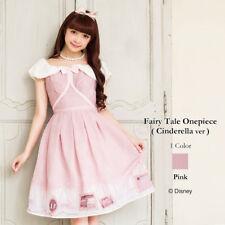 Genuine Secret Honey X Disney Cinderella Fairy Tale OnePiece Dress BNWT
