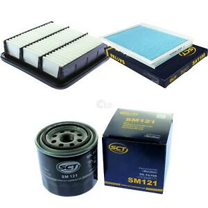 Inspektionspaket Service Kit Filtersatz Hyundai i30 CW FD für KIA Cee'D SW ED