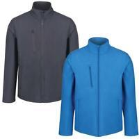 Mens Regatta Ablaze 3 Layer Water Repellent Printable Softshell Jacket - TRA610A