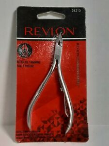 Revlon Gold Series Nail Clippers Health and Beauty Pedicure Nail Stainless 38210