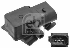 Exhaust Pressure Sensor FEBI 47155 for BMW 1 2 3 5 6 7 X1 X3 X5 X6  13627805152